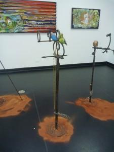 Leichhardt's navigation instruments, 2011